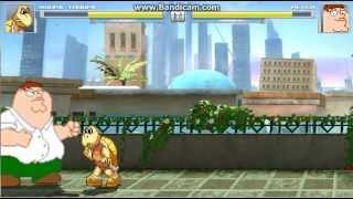 TMS Mugen Battle #2 - Koopa Troopa vs Peter Griffin