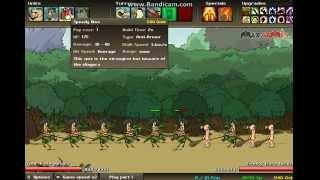 Играем в флеш игру Эпоха войны 2
