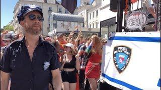 🏳️🌈 LGBT Marche des Fiertés 2019 - Nantes Bretagne Télé