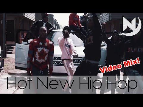 Hot New Hip Hop & Rap Black RnB Urban Trap Mix March 2018 Best New RnB Club Dance Music #48🔥