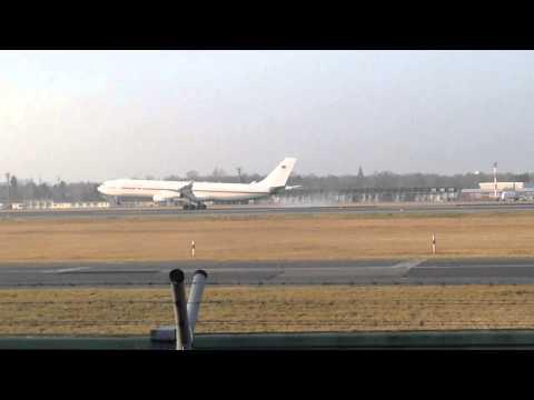 Airbus A340 Deutsche Flugbereitschaft