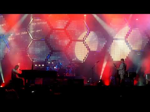 Muse - United States of Eurasia live @ Sziget Festival 2010 [HD]