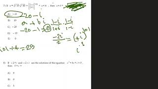 KFUPM - MATH 001 - TERM 182 - MAJOR 2