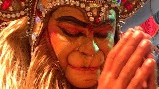 Best jhanki of Bajrangi Pawan putra hanuman bala ji maharaj jhanki in live jagran by ARYAN AND PARTY