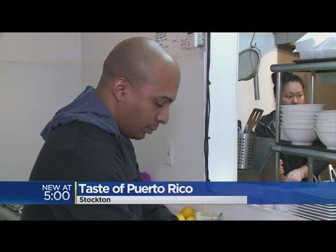 Puerto Rican Chef In Spotlight For Stockton Restaurant Week