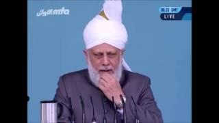 01.11.2013 Cuma Hutbesi- Allah'a ibadet için camiler yapmak ve metanet göstermek