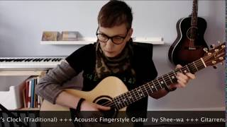 My Grandfather's Clock - Acoustic Fingerstyle Guitar - Akustikgitarre Solo