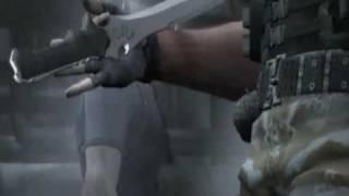 Resident Evil 4 - Krauser Tribute