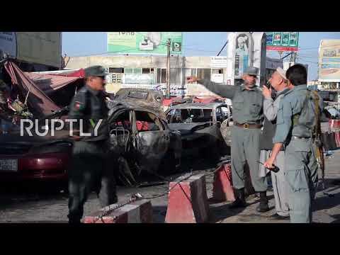Afghanistan: At least 19 killed as blast rocks Jalalabad - officials