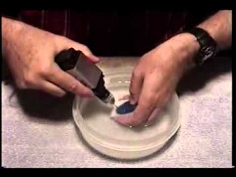 5mm Drill Bit >> How to Drill a Hole In an Agate Slab.mp4 - YouTube