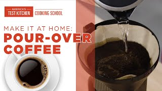 How to Make Pour Over Coffee with Ashley Moore