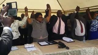 Rainbow People's  coalition formed in Harare October 20