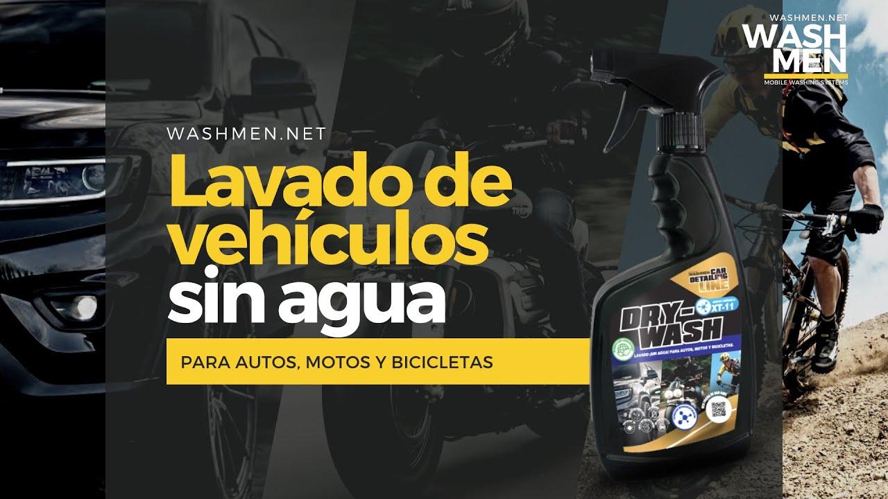 LAVADO DE VEHÍCULOS SIN AGUA / DRYWASH / by WASHMEN