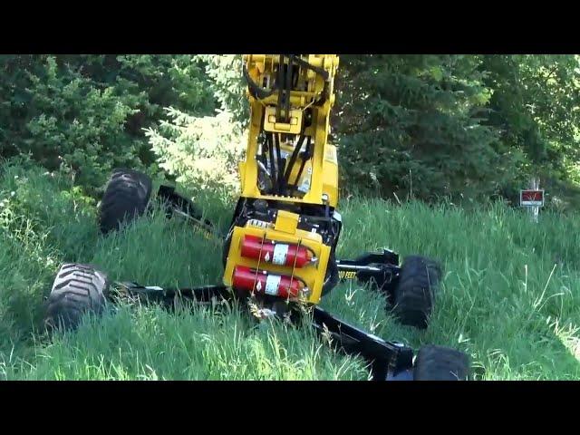 Mobility | Mini-Jarraff Rear Lot Trimmer