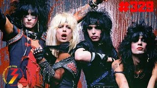 Ep. 329 Motley Crue Special - The Dirt, The Albums, The Tours, It's All Motley This Week