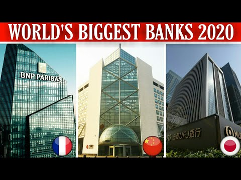 Top 10 Biggest Banks in the World by Total Assets (2020)