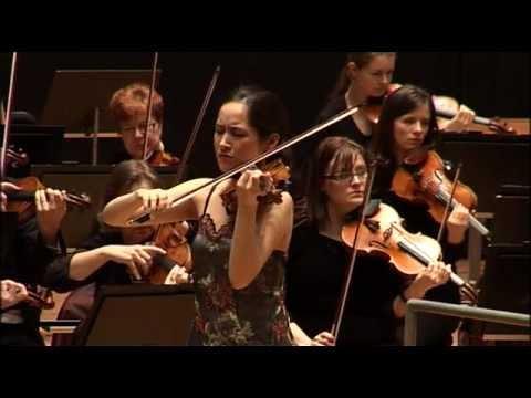 """Henri Vieuxtemps: Violin Concerto No. 5  """"Grétry"""" - Viviane Hagner, Okko Kamu"""
