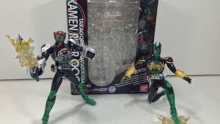 Stockpile Sunday Review: S.H.Figuarts - Kamen Rider OOO TakaGoriBa & GataToraBa