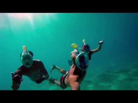 Free Breath Underwater Mask