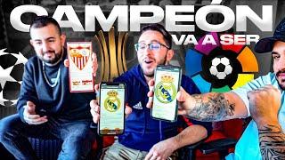 PREDICCIONES LOCAS de la TEMPORADA 2020/21 con Papi Gavi y Vituber