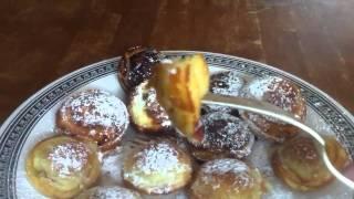 Danish Pancakes (aebleskiver)
