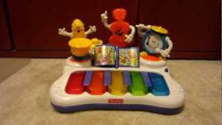Fisher Price Little Superstar Jammin' Band Piano
