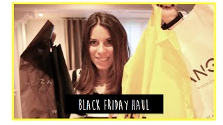Black friday haul | ¿vlogmas? Thumbnail