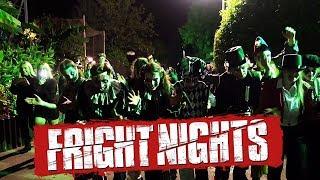 THORPE PARK FRIGHT NIGHTS 2018 | PRESS EVENT VLOG