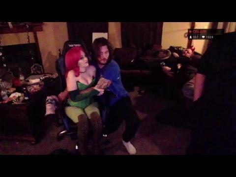 (LIVE) Poison Ivy chill stream (Jesse is drunk)