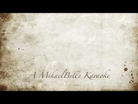 somewhere-instrumental-karaoke-mikaelbelle