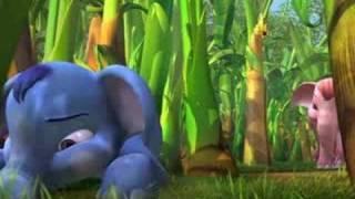 Голубой слонёнок (2008) DVDRip