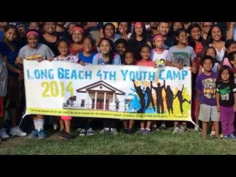 Long Beach 4th Youth Summer Camp 2014 (Highlights)