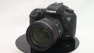 キヤノン EOS 7D MarkII (カメラのキタムラ動画_Canon)