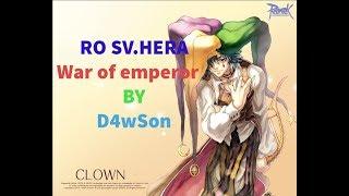 Guildwar RO EXE SV HeRa Creator  Clown  19 01 2019
