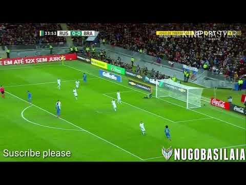 Braazil-3 vs 0-Russia