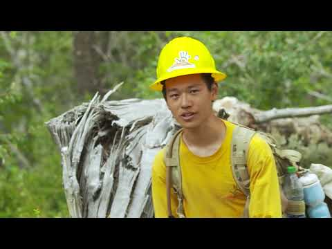 Forest Service Youth Conservation Corps 2018