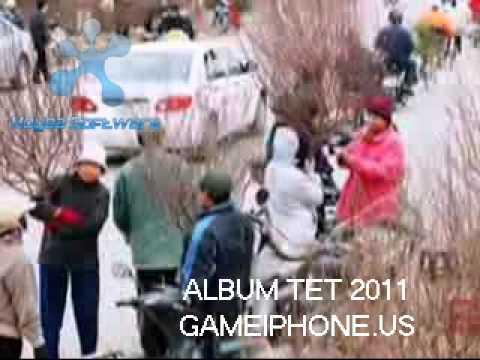 Album video nhạc tết nhạc xuân 2011