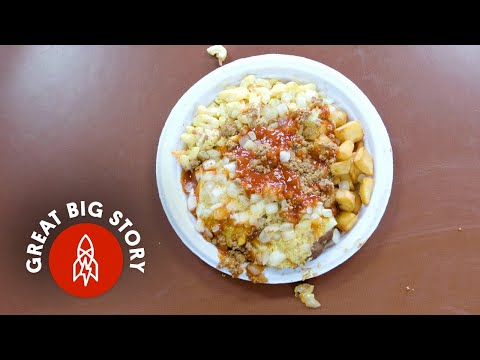 Have A Bite Of The Garbage Plate