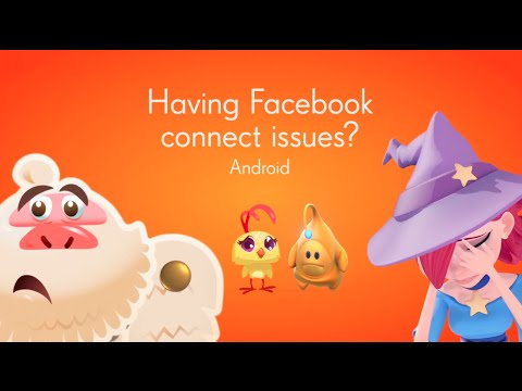 Resolving Facebook Connect issues on Android