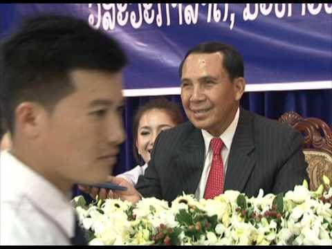 Laos National Television 18h -  Ngay 18.09.2015