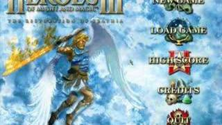 Heroes of Might and Magic 3 - main menu theme