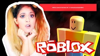 IS ROBLOX GETTING HACKED BY JOHN DOE?? (ROBLOX SHUT DOWN)