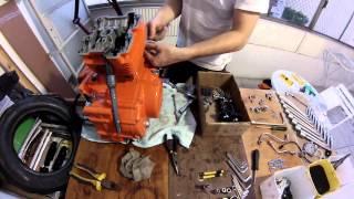 R.A.Motors - Motor Kasinski Comet 250 (parte8)