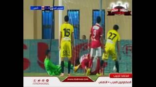 الاهلى ينهي الشوط الأول أمام المقاولون العرب بهدف «نجيب» .. فيديو