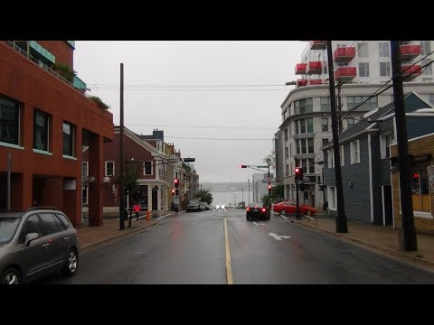 Maritime of My Life (Pt. 54) - The Halifax Harbour Hike