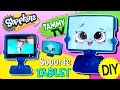 SOPORTE para TABLET Tammy TV * Manualidades SHOPKINS