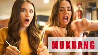 Baixar Mukbang with a Korean BBQ Virgin | Vlog Ep. 2