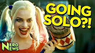 HARLEY QUINN MOVIE COMING?!