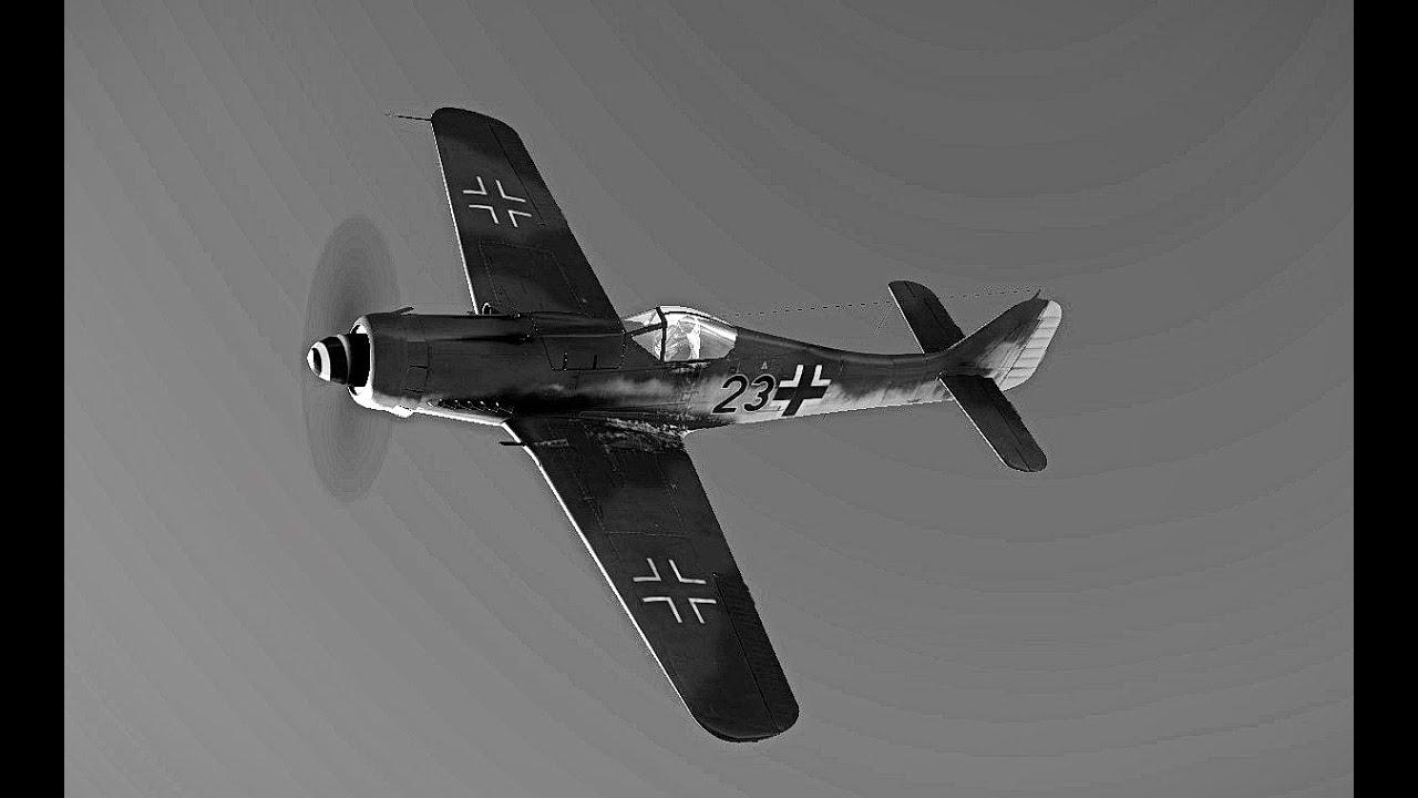 P-51 Mustang vs. Fw 190 D-9