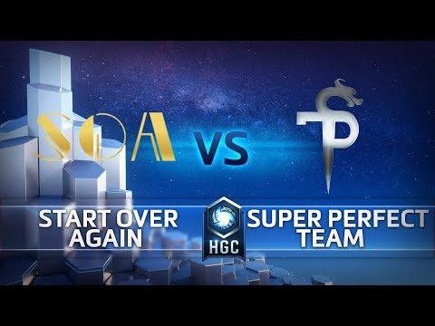 HGC CN - Phase 2 Week 9 - SPT vs SoA - Game 2